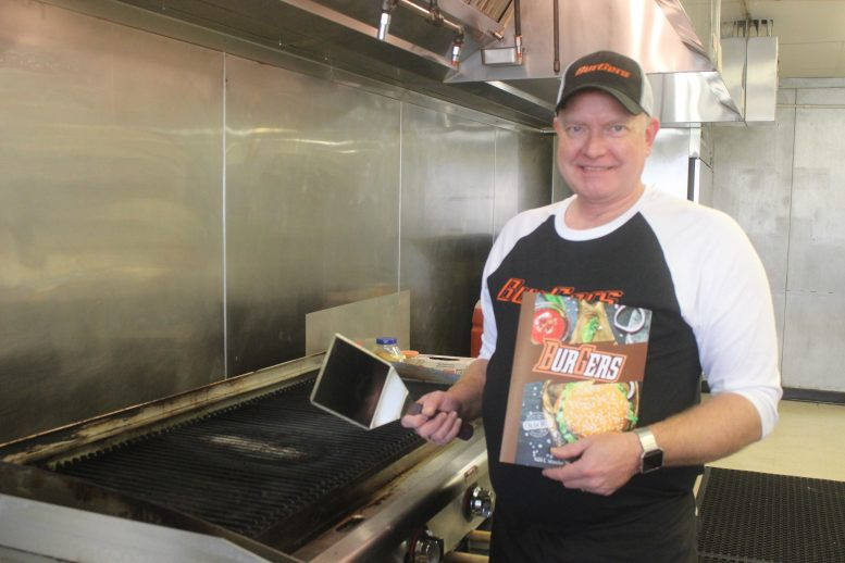 Christopher Kline Brings Right Ingredients to New BurGers